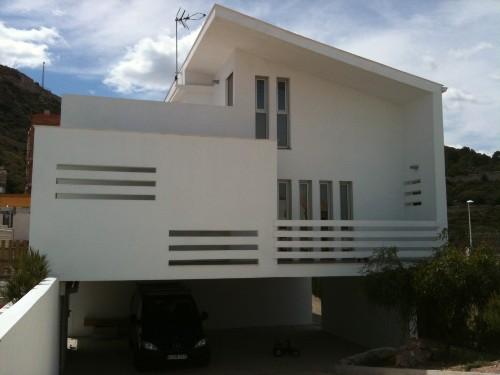 Paneles Mk2 en viviendas